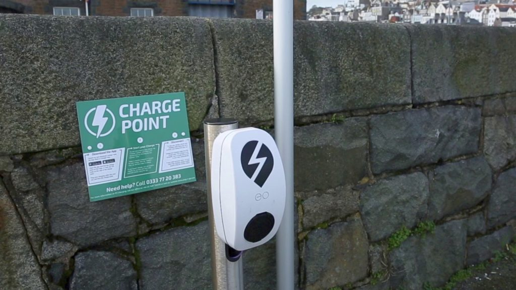 Charge Point, St Peter Port