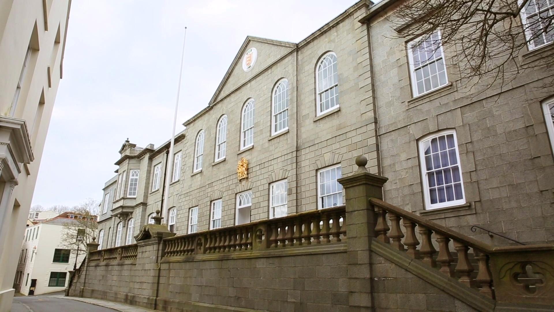 Greffe, Guernsey Royal Court