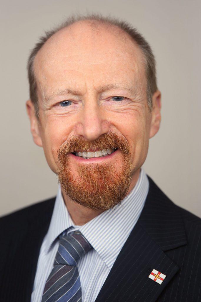 Jonathan Crossan Official Campaign Portrait